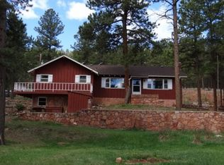 1351 County Road 21 , Woodland Park CO