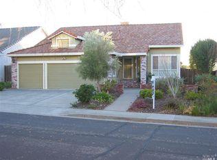 3135 Pine Valley Dr , Fairfield CA