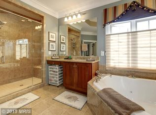 Traditional Full Bathroom With High Ceiling Amp Raised Panel