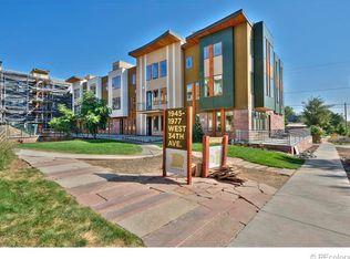 1961 W 34th Ave , Denver CO