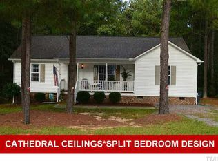 140 Old Cabin Ct , Angier NC