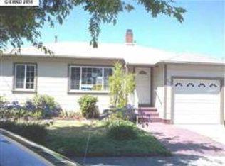 867 Billings Blvd , San Leandro CA