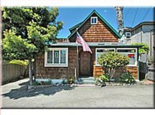 463 Alta Loma Ln , Santa Cruz CA