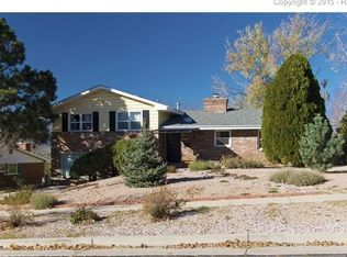 2010 Eagle View Dr , Colorado Springs CO