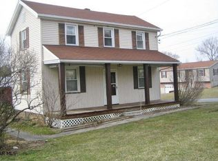 537 Oakdale Rd , Claysburg PA