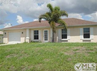 1709 NW 15th Ave , Cape Coral FL