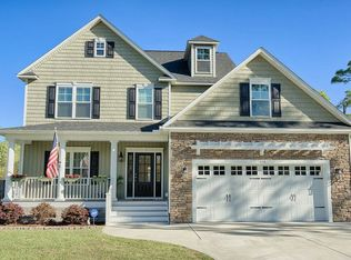 1648 Chadwick Shores Dr , Sneads Ferry NC