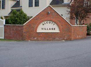 20 Alcott Way Unit 20, North Andover MA