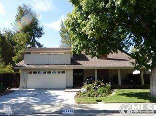2491 Leaflock Ave , Westlake Village CA