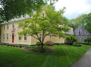 46 Whitmans Brook Dr , North Easton MA