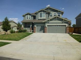 11646 S Maiden Hair Way , Parker CO