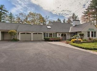 100 Sunset Rock Rd , Andover MA