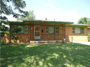 2933 S Bonn Ave , Wichita KS