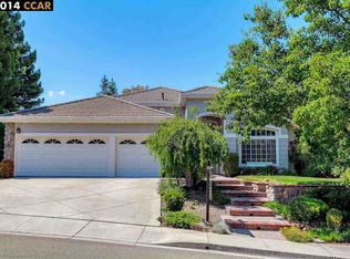 515 Shadelands Pl , San Ramon CA
