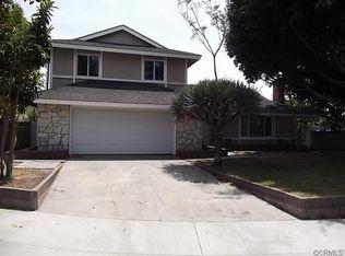 2736 W Skywood Pl , Anaheim CA