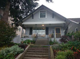 4333 Evanston Ave N , Seattle WA
