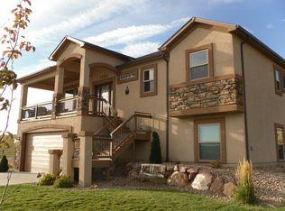 1202 Crown Haven Cir , Colorado Springs CO