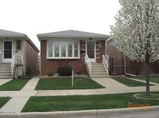 5105 S Monitor Ave , Chicago IL