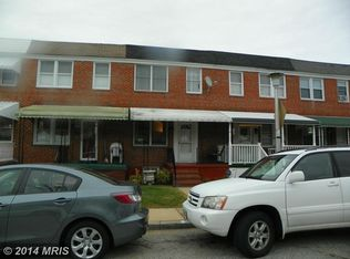 4341 Newport Ave , Baltimore MD