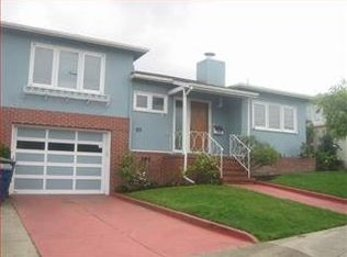 233 Bryce Ave , South San Francisco CA