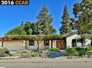1134 Arkell Rd , Walnut Creek CA