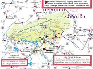 Bryson Nc Map.1095 Marr Creek Rd Bryson City Nc 28713 Zillow