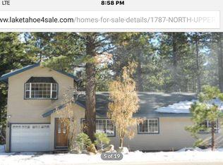 1787 N Upper Truckee Rd , South Lake Tahoe CA