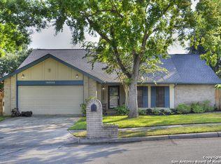 16638 Willow Run St , San Antonio TX