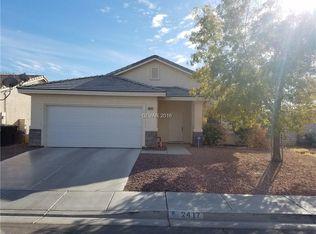 2417 Spanish Fork Ave , North Las Vegas NV