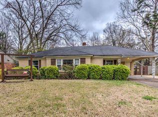 296 N Fernway Rd , Memphis TN