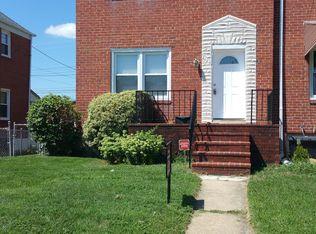 2123 Hawthorne Rd , Baltimore MD
