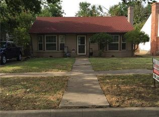 4205 Curzon Ave , Fort Worth TX