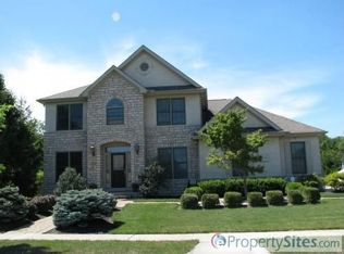 6286 Spring Run Dr , Westerville OH