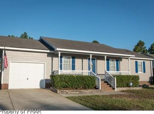 5137 Thackeray Dr , Fayetteville NC
