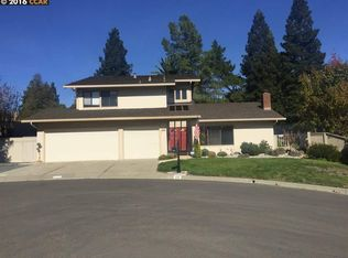 419 La Quinta Ct , Danville CA