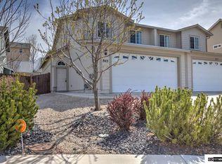 845 Cassidy Ct , Carson City NV