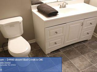 Shannon St Clarksville TN Zillow - Bathroom remodel clarksville tn