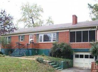 118 Valleydale Dr , Lynchburg VA