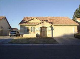 4420 Fenton Ln , North Las Vegas NV