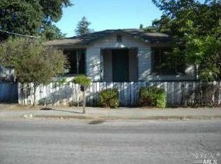 78 W Thomson Ave , Sonoma CA