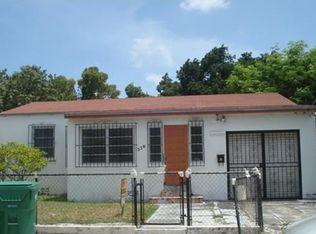 536 NW 34th St , Miami FL