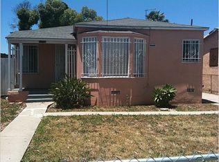 11519 Menlo Ave , Los Angeles CA