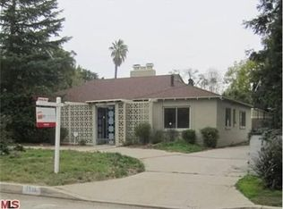 5516 Sunnyslope Ave , Sherman Oaks CA