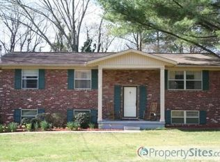 757 ELKMONT RD , KNOXVILLE TN