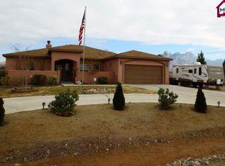 6430 Wagons East Trl , Las Cruces NM