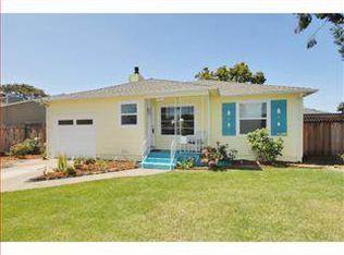 107 Huron Ave , San Mateo CA