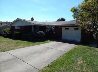 152 Oak Hill Dr , Washington PA
