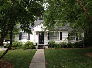 204 W Newlyn St , Greensboro NC