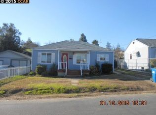 1227 Palm Ave , Martinez CA