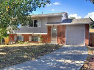2170 Shawnee Ct , Colorado Springs CO